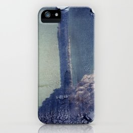 Lake Russell Polaroid Transfer iPhone Case