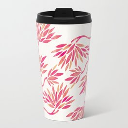 Bonsai Tree – Pink Palette Travel Mug