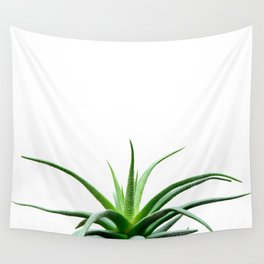 Succulents - Haworthia attenuata - Plant Lover - Botanic Specimens delivering a fresh perspective Wall Tapestry