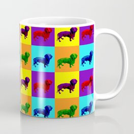 Wonder Wieners by Crow Creek Coolture Coffee Mug