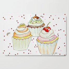 Sprinkles Bakery Cutting Board