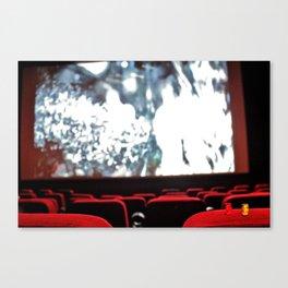 Gummy-Movie Night. Canvas Print