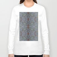marijuana Long Sleeve T-shirts featuring Marijuana print  by Kim Barton