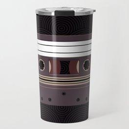 Compact Cassette Travel Mug