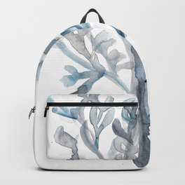 Watercolour Tree 5  Modern Watercolor Art   Abstract Watercolors Backpack
