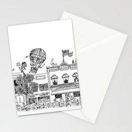 Main Street Stationery Cards