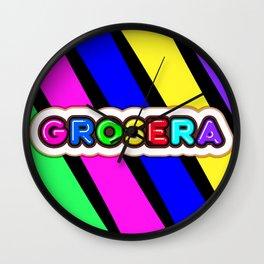 Grosera Wall Clock