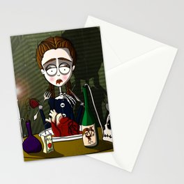 Martha, The Hungry Stationery Cards