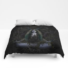 Earth Witch - Elements Collection Comforters