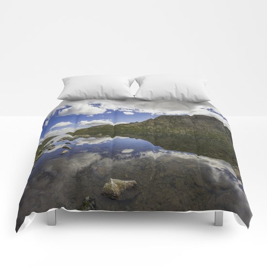 Llyn Llydaw Comforters