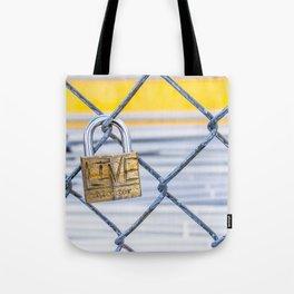 #Live Tote Bag