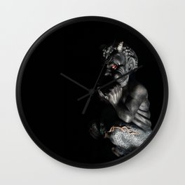 My Little Pan-y  Wall Clock