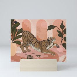 Easy Tiger Mini Art Print
