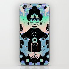 Las lunas de Frida iPhone Skin