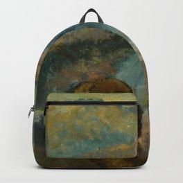 """Edgar Degas """"The ballet"""" Backpack"""