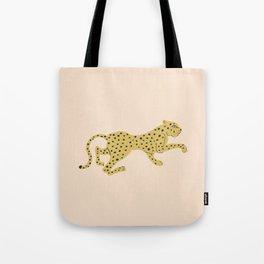 le guépard Tote Bag