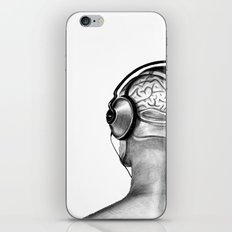 To Hear, To Listen iPhone & iPod Skin