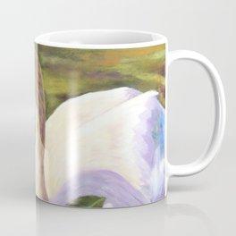 Calm of swan | Le calme du cygne Coffee Mug
