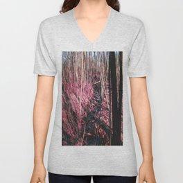 Pink Creek Woods Unisex V-Neck