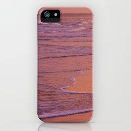 Beach at Dusk Hilton Head Island iPhone Case