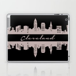 Cleveland Skyline Laptop & iPad Skin