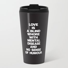 Love Travel Mug