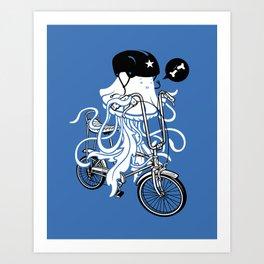Broken Bones Art Print