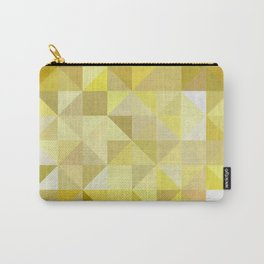 Modern Pattern X Carry-All Pouch