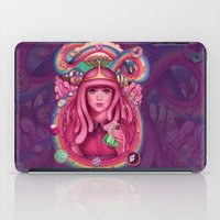 science iPad Cases featuring She's Got Science by Megan Lara