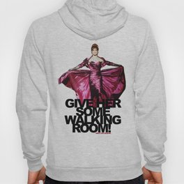 TO WONG FOO, THANKS FOR THIS T-SHIRT, JULIE NEWMAR! Hoody