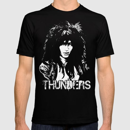 Johnny Thunders T-shirt