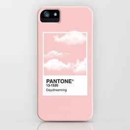 Pantone Series – Daydreaming #2 iPhone Case