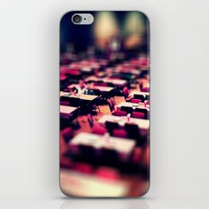 Tables and such. iPhone & iPod Skin