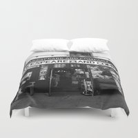 shakespeare Duvet Covers featuring Shakespeare Love by MarianaManina