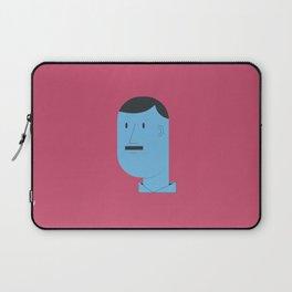 Mostachin Laptop Sleeve