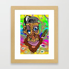 Hillbilly Framed Art Print
