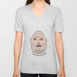 Current Mood Unisex V-Neck