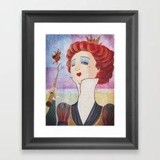 Alice Wonderland-1 Framed Art Print