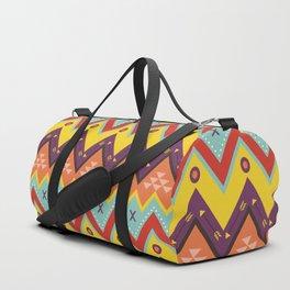 Batik Style 6 Duffle Bag