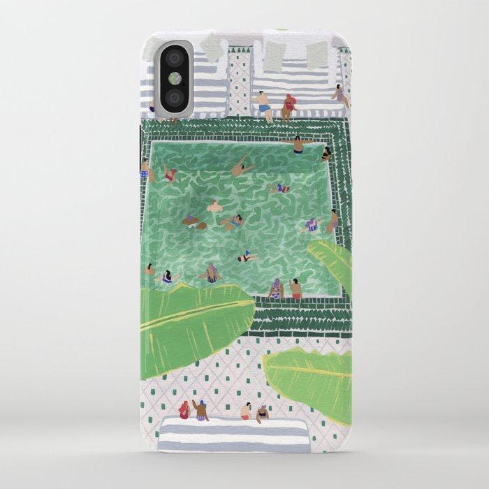 green riad iphone case