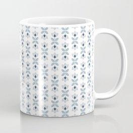SCANDI grey-blue 07 Coffee Mug