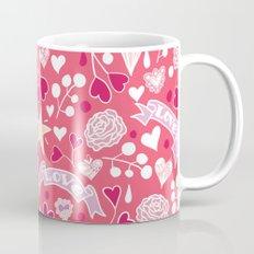 Love Symbols Coffee Mug