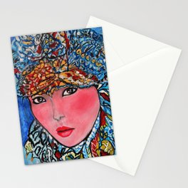 LUNA #society6 #decor #buyart My artwork is featured in MagCloud, Pink Panther Magazine, issue 25 Stationery Cards