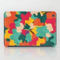 camo iPad Cases featuring Aloha Camo by Picomodi