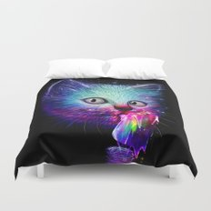 Slurp! Duvet Cover