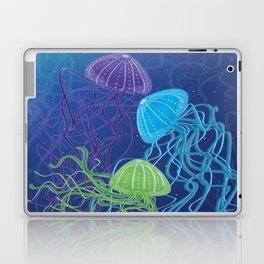 Ethereal Jellies Laptop & iPad Skin
