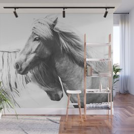 Wild Love Wall Mural
