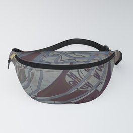 The Piano Girl 2 / Memories / Follies Collection Fanny Pack