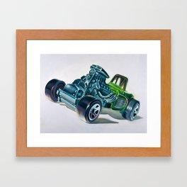 32 Bantam Roadster Altered Framed Art Print