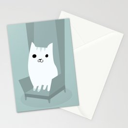 Gentleman Cat Stationery Cards